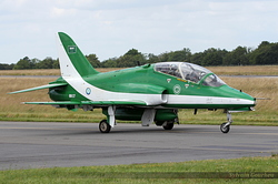 British Aerospace Hawk Mk.65A Royal Saudi Air Force 8807