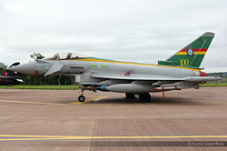 Eurofighter EF-2000 Typhoon FGR4 Royal Air Force ZJ936