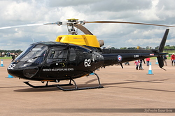 Eurocopter AS-350BB Squirrel HT1 Royal Air Force ZJ262