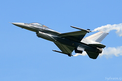 General Dynamics F-16AM Fighting Falcon Belgium Air Force FA-134