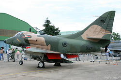McDonnell Douglas A-4SU Skyhawk Singapore Air Force 927