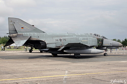 McDonnell Douglas F-4F Phantom II Germany Air Force 38+75