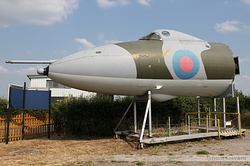 Avro 698 Vulcan B2 Royal Air Force XM569
