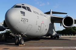 McDonnell Douglas C-17A Globemaster III Royal Air Force ZZ173
