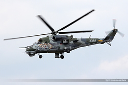 Mil Mi-24V Czech Republic Air Force 3361