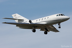 Dassault Falcon (Mystere) 20F-5 Fly Dix-Huit N189RB