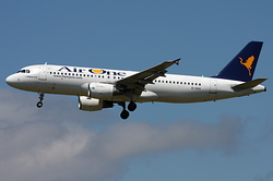 Airbus A320-216 Air One EI-DSX