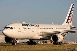 Airbus A330-203Air France F-GZCN