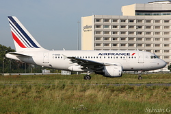 Airbus A318-111 Air France F-GUGG