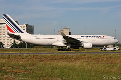Airbus A330-203 Air France F-GZCL