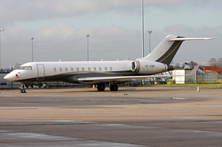 Bombardier BD-700-1A11 Global 5000 Globus Aviation VP-CSB