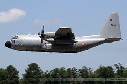 Lockheed C-130H Hercules Belgium Air Force CH-11