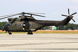 Aerospatiale SA-330E Puma HC2 Royal Air Force 1120 / XW214