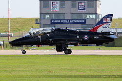 British Aerospace Hawk T1A Royal Navy XX281