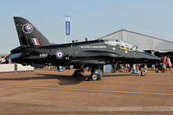 British Aerospace Hawk T1 Royal Air Force XX162