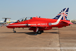 British Aerospace Hawk T1A Royal Air Force XX219