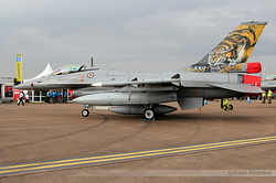 General Dynamics F-16AM Fighting Falcon Norway Air Force 671 / 6K-43