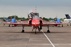 British Aerospace Hawk T1A Royal Air Force XX319