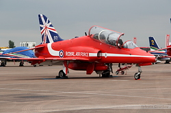 British Aerospace Hawk T1A Royal Air Force XX323