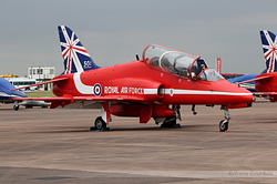 British Aerospace Hawk T1A Royal Air Force XX311