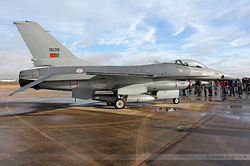 General Dynamics F-16AM Fighting Falcon Portugal Air Force 15135