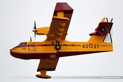 Canadair CL-215T Spain Air Force UD.13-27 / 1121 / 43-27