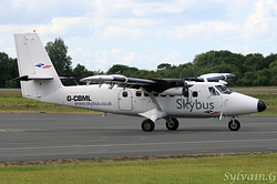 De Havilland Canada DHC-6-300 Twin Otter Skybus G-CBML