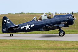 North American T-6G Texan G-TEXN / 72