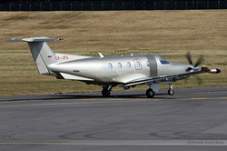 Pilatus PC-12/47E Jetfly Aviation LX-JFS