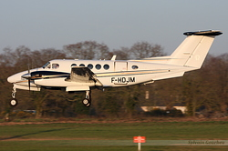 Beech Super King Air 200GT Lixxbail SA F-HDJM