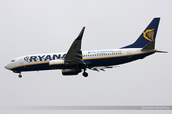 Boeing 737-8AS Ryanair EI-EBK