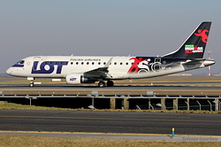 Embraer 170-200SD LOT Polish Airlines SP-LIB