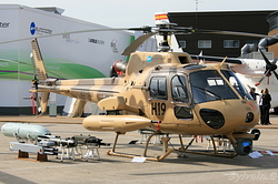 Eurocopter AS 550C3 Fennec EC-001
