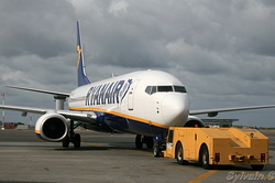Boeing 737-8AS Ryanair EI-DPH