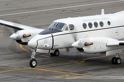 Beechcraft C-12F Huron US Army 40173