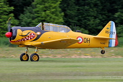 North American T-6G Texan F-AZBQ