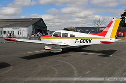 Piper PA-28-161 Warrior F-GBRK