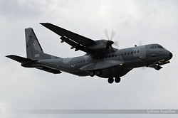 CASA C-295M Poland Air Force 025