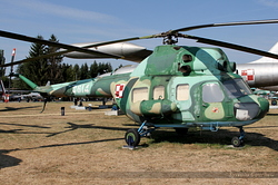 Mil Mi-2RL Poland Air Force 0614