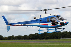 Eurocopter AS-350 B2 Ecureuil RTE F-HBAU