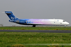 Boeing 717-23S Blue1 OH-BLQ