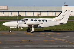 Cessna 421B Golden Eagle F-GUST