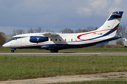 Dornier Do-328JET-310 Sun Air of Scandinavia OY-JJH