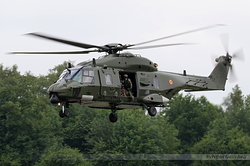 NHI NH-90 TTH Caïman Belgium Air Force RN-07