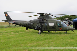 Agusta A-109BA Belgium Air Force H24