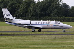 Cessna 550 Citation Bravo G-CGEI