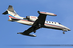 Bombardier Learjet 35A Air Alliance D-CTIL