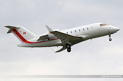 Bombardier CL-600-2B16 Challenger 605 HB-JSG
