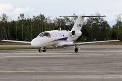 Cessna 525 CitationJet CJ1 OK-PBS