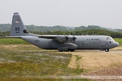 Lockheed C-130J-30 Hercules US Air Force 07-8614